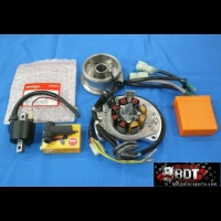 HONDA ATC TRX 250R BDT LIGHTS COMPATIBLE 2001 CR250R IGNITION CONVERSION KIT