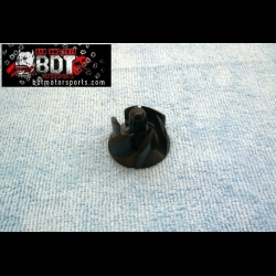 NEW HONDA 1989 TRX250R BDT ENGINE BILLET WATER PUMP IMPELLER BLACK