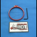 HONDA TRX ATC 250R BDT MOTORSPORTS AIR BOX ELIMINATOR KIT BILLET BOOT CLAMP