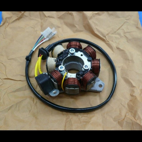 Ricky Stator Contact
