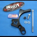 HONDA TRX ATC 250R BDTM BILLET CASE SAVER KIT BLACK