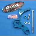 HONDA TRX ATC 250R BDTM BILLET CASE SAVER KIT BLUE