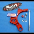 HONDA TRX ATC 250R BDTM BILLET CASE SAVER KIT RED