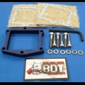 "HONDA TRX ATC 250R BDT 1/2"" BILLET REED SPACER PLATE KIT BLUE"