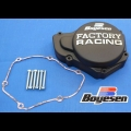 HONDA TRX ATC 250R BOYESEN FACTORY RACING IGNITION STATOR COVER BLK