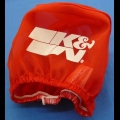 HONDA ATC250R K&N AIR FILTER WRAP RED