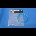 "HONDA TRX ATC 250R 1/4""X3FT FUEL LINE BLUE"