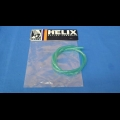 "HONDA TRX ATC 250R 1/4""X3FT FUEL LINE GREEN"