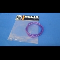 "HONDA TRX ATC 250R 1/4""X3FT FUEL LINE PURPLE"