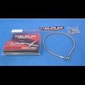 HONDA ATC250R STREAMLINE STEEL BRAIDED REAR BRAKE LINE KIT