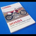 HONDA CR 250R 500R CLYMER SERVICE REPAIR MANUAL