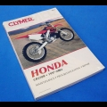HONDA CR 250R CLYMER SERVICE REPAIR MANUAL