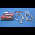 HONDA TRX250R STREAMLINE STEEL BRAIDED FRONT BRAKE LINE KIT
