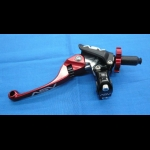 ASV F4 SERIES CLUTCH PERCH FRONT BRAKE LEVER RED NEW HOLIDAY PRO PACK