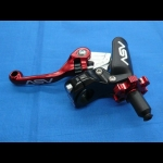 ASV F4 SERIES CLUTCH PERCH FRONT BRAKE LEVER SHORTY RED NEW HOLIDAY PRO PACK
