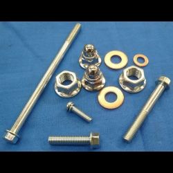 HONDA TRX ATC 250R COMPLETE ENGINE BOTTOM & TOP END BOLT KIT