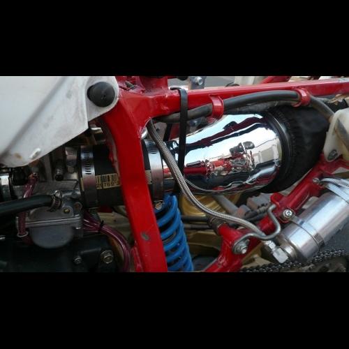 Honda trx atc r bdt motorsports air box eliminator kit new