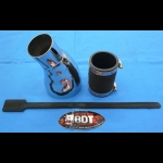 HONDA TRX ATC 250R BDT MOTORSPORTS AIR BOX ELIMINATOR KIT - UNI FOAM FILTER