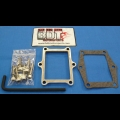 HONDA TRX ATC 250R REED SPACER TORQUE PLATE POLISHED GASKET NEW V-FORCE 3