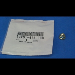 HONDA TRX ATC CR 250R 125R WATER PUMP 6MM NUT CAP