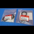 HONDA ATC250R OEM FRONT FORK DUST AND OIL SEALS SET