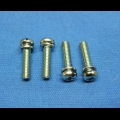 HONDA TRX ATC 250R KEIHIN PWK CARBURETOR FLOAT BOWL SCREWS