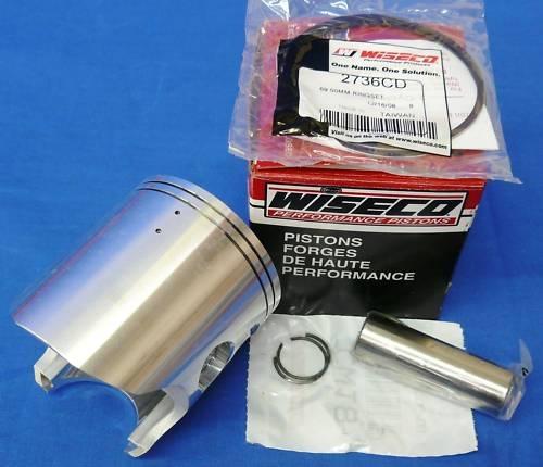 TRX250R Wiseco 526M06950 Piston Kit for Honda ATC250R 69.50mm
