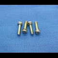 HONDA TRX ATC 250R KEIHIN PJ 34MM CARBURETOR FLOAT BOWL SCREWS