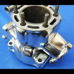 HONDA TRX ATC 250R CYLINDER AND HEAD SERVICE