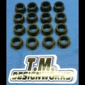 HONDA TRX250R T.M DESIGNWORKS A-ARM BUSHING SUPPORT KIT