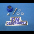 HONDA TRX ATC 250R T.M DESIGNWORKS POWERLIP ROLLER KIT REPLACEMENT BLUE