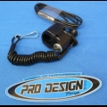 HONDA TRX ATC 250R PRO DESIGN KILL SWITCH BLACK