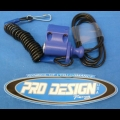 HONDA TRX ATC 250R PRO DESIGN KILL SWITCH BLUE