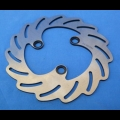 HONDA TRX250R 1988-89 RIGHT SIDE FRONT BRAKE ROTOR