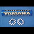 "YAMAHA FLITE 10"" CROSSBAR PAD WITH DONUTS"