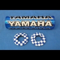 "YAMAHA FLITE 7.5"" CROSSBAR PAD WITH DONUTS"