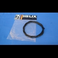 HONDA TRX ATC 250R 1/8X5FT CARBURETOR VENT LINE BLACK